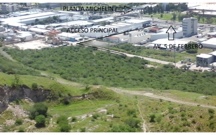 Foto de terreno comercial en venta en  , las américas, querétaro, querétaro, 1096417 No. 05