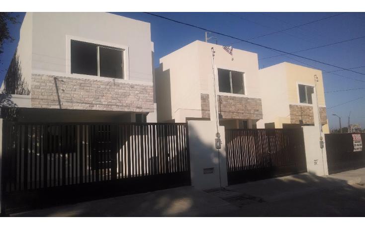 Foto de casa en venta en  , las américas, tampico, tamaulipas, 1268009 No. 01
