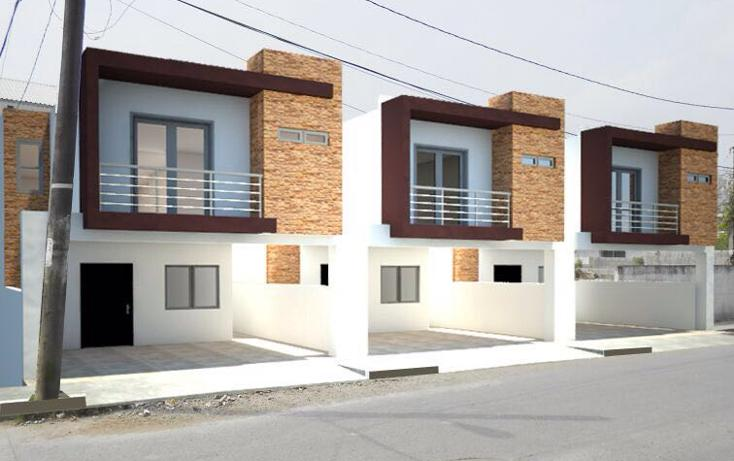 Foto de casa en venta en  , las américas, tampico, tamaulipas, 1302277 No. 01