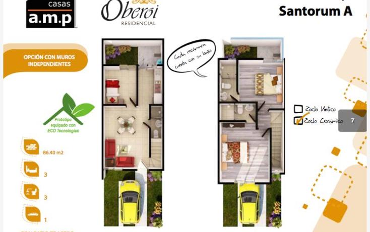Foto de casa en venta en  , las animas, amozoc, puebla, 1336193 No. 03