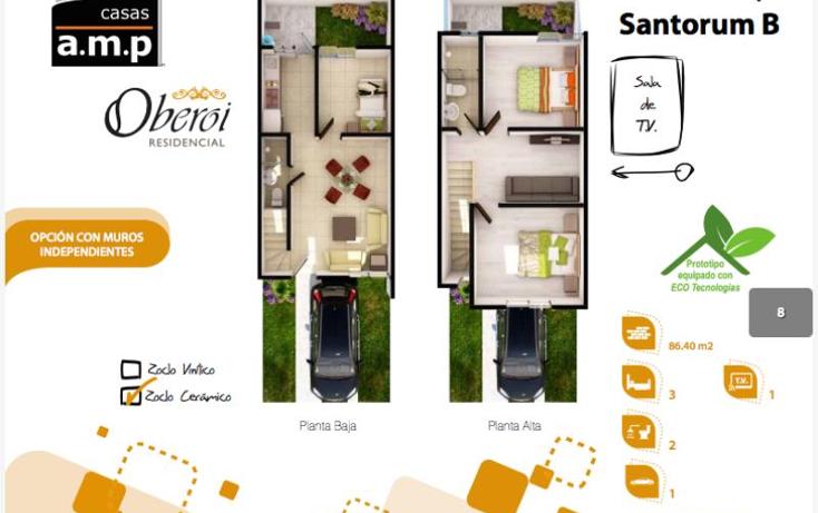 Foto de casa en venta en  , las animas, amozoc, puebla, 1336193 No. 04