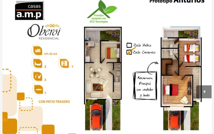 Foto de casa en venta en  , las animas, amozoc, puebla, 1336193 No. 05
