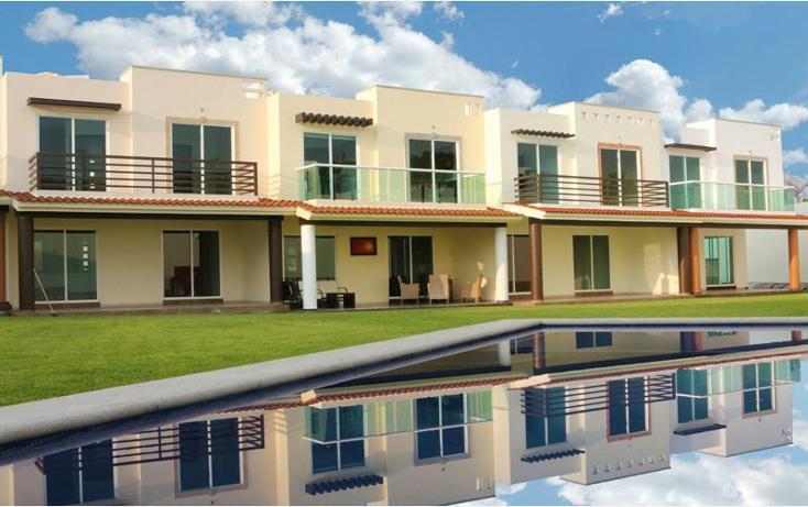 Foto de casa en venta en  , las ánimas, temixco, morelos, 390299 No. 01