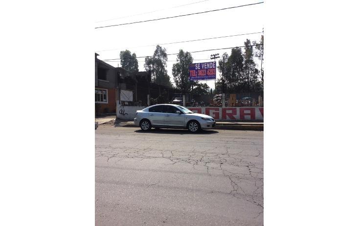 Foto de terreno comercial en venta en  , las animas, xochimilco, distrito federal, 1481811 No. 01