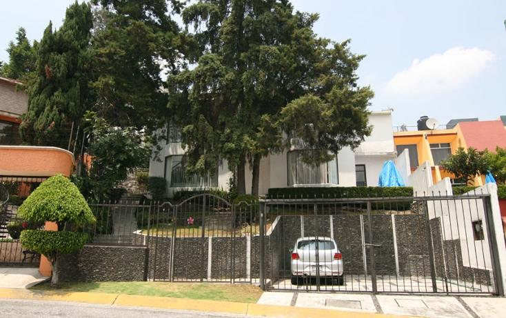 Foto de casa en venta en  , las arboledas, atizap?n de zaragoza, m?xico, 1454433 No. 01