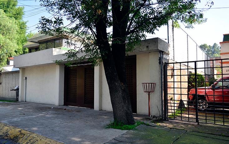 Foto de casa en renta en  , las arboledas, atizapán de zaragoza, méxico, 2013778 No. 01