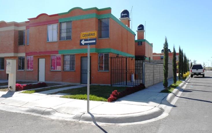 Foto de casa en renta en  , las arboledas, salamanca, guanajuato, 1187851 No. 01