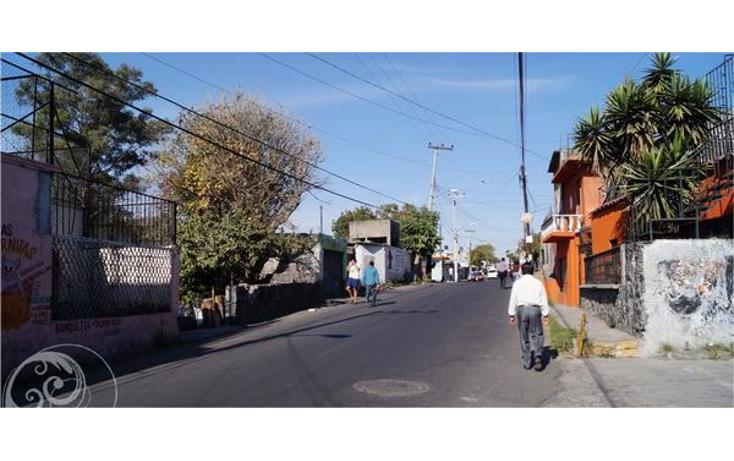 Foto de terreno habitacional en venta en  , las arboledas, tláhuac, distrito federal, 1045517 No. 04