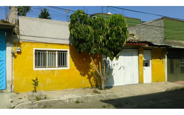 Foto de casa en venta en  , las arboledas, tl?huac, distrito federal, 1730352 No. 01