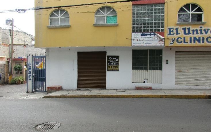 Foto de local en renta en  , las arboledas, tláhuac, distrito federal, 1962843 No. 01