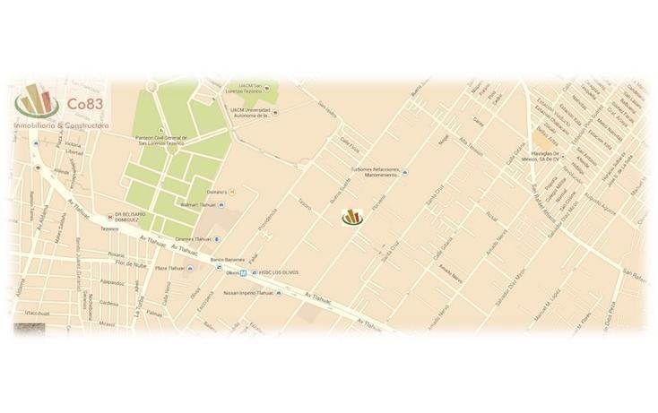 Foto de terreno habitacional en venta en  , las arboledas, tláhuac, distrito federal, 515607 No. 04
