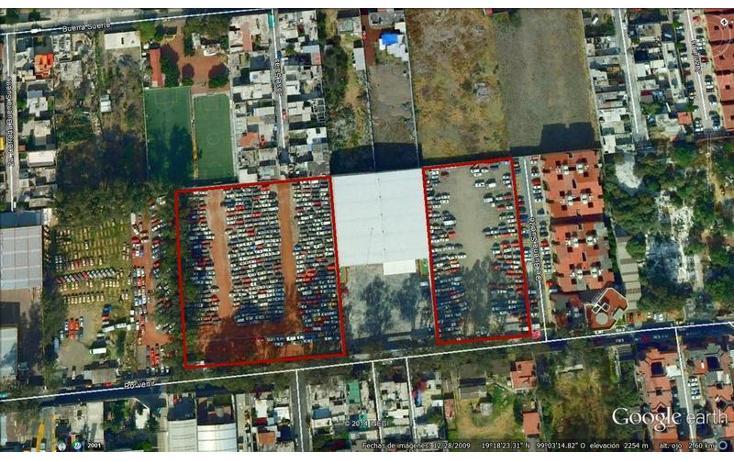 Foto de terreno habitacional en venta en  , las arboledas, tláhuac, distrito federal, 515607 No. 06