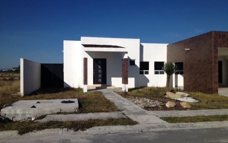 Foto de casa en venta en  , las aves residencial and golf resort, pesquería, nuevo león, 1107965 No. 03