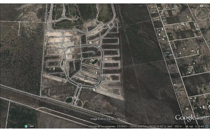 Foto de terreno habitacional en venta en  , las aves residencial and golf resort, pesquería, nuevo león, 1166579 No. 08