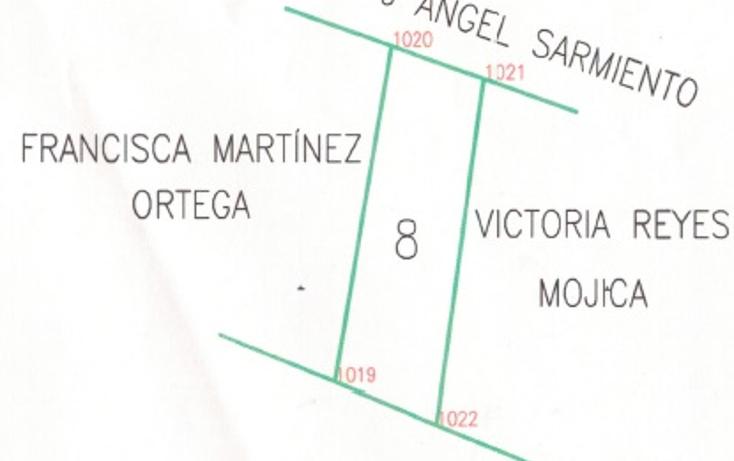 Foto de terreno habitacional en venta en  , las bajadas, veracruz, veracruz de ignacio de la llave, 1292239 No. 03