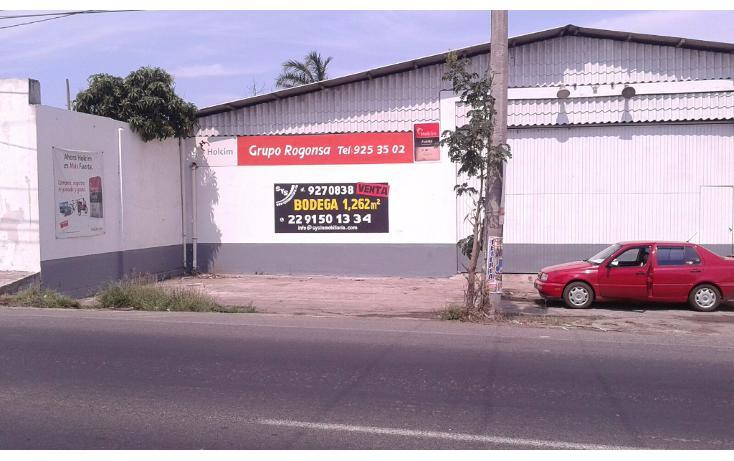 Foto de nave industrial en venta en  , las bajadas, veracruz, veracruz de ignacio de la llave, 1466427 No. 02
