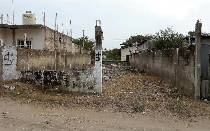 Foto de terreno habitacional en venta en  , las bajadas, veracruz, veracruz de ignacio de la llave, 1612270 No. 01