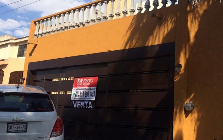 Foto de casa en venta en  , las brisas 9 sector 1 etapa, monterrey, nuevo león, 1389375 No. 03