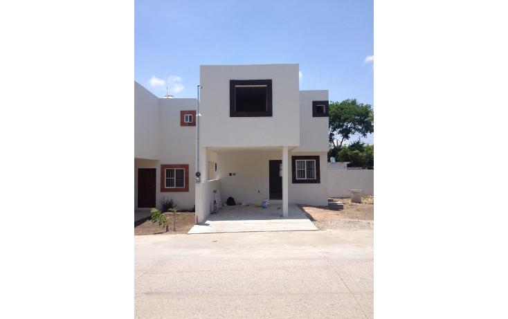 Foto de casa en venta en  , las brisas, altamira, tamaulipas, 1234207 No. 01