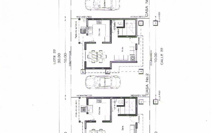 Foto de casa en venta en, las brisas, ciudad madero, tamaulipas, 1467525 no 02