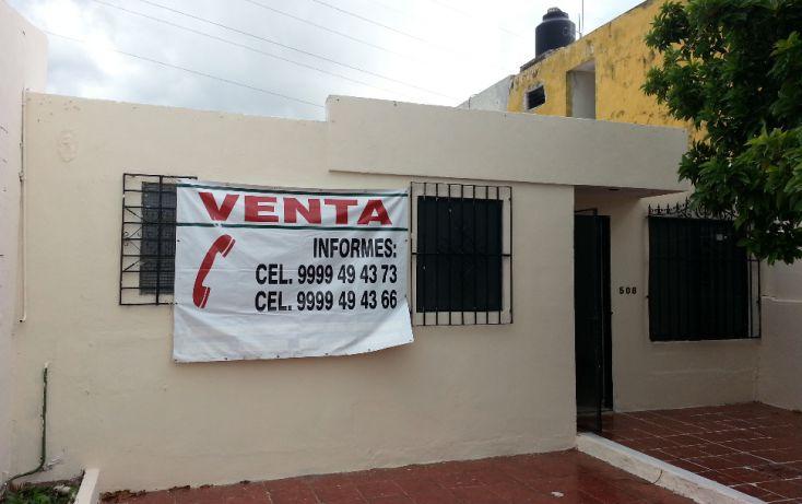 Foto de casa en venta en, las brisas del norte, mérida, yucatán, 1202653 no 01