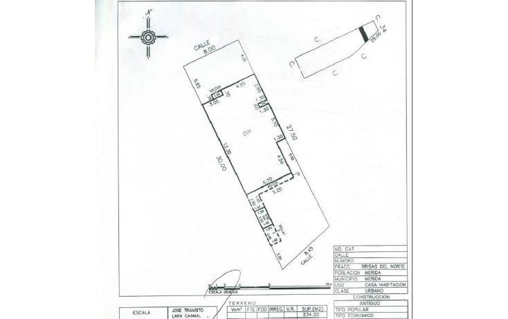 Foto de casa en venta en  , las brisas del norte, mérida, yucatán, 1202653 No. 03