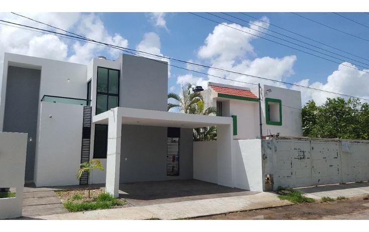 Foto de casa en venta en  , las brisas, mérida, yucatán, 1542462 No. 01