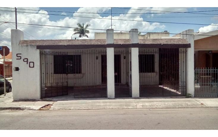 Foto de casa en venta en  , las brisas, mérida, yucatán, 1958979 No. 01