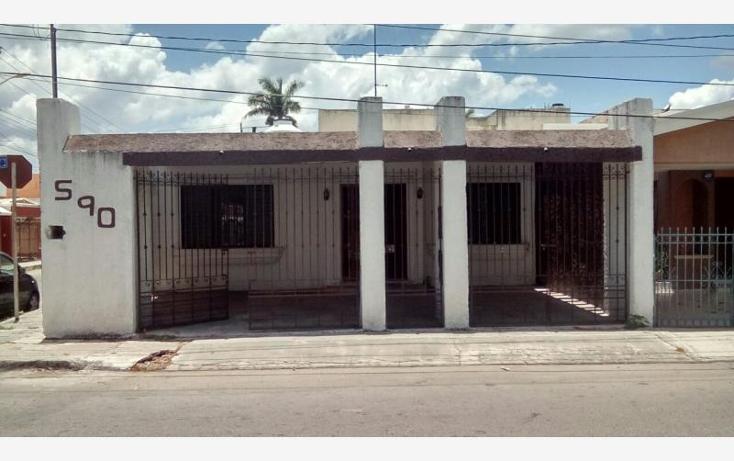 Foto de casa en venta en  , las brisas, mérida, yucatán, 1984948 No. 01