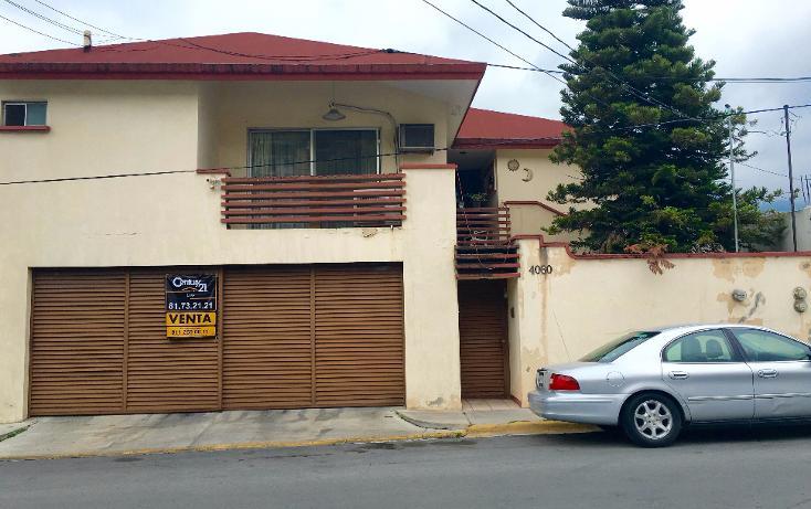 Foto de casa en venta en  , las brisas, monterrey, nuevo león, 1767422 No. 01