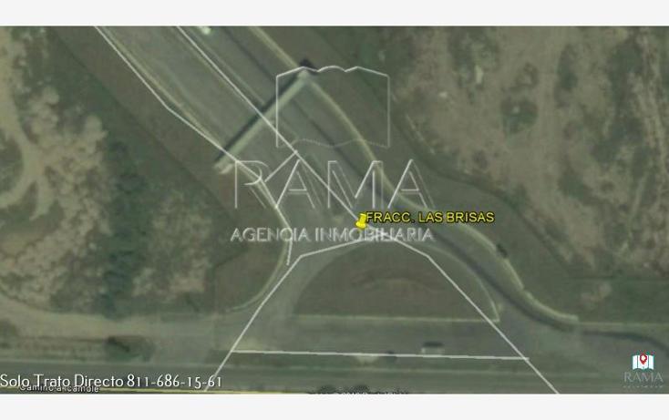 Foto de terreno habitacional en venta en  , las brisas residencial 1er sector, garcía, nuevo león, 2023434 No. 01