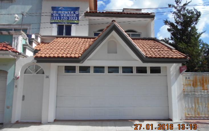 Foto de casa en venta en  , las brisas, tepic, nayarit, 1604156 No. 01