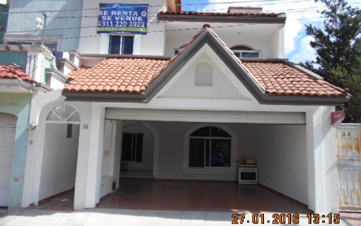 Foto de casa en venta en  , las brisas, tepic, nayarit, 1604156 No. 02