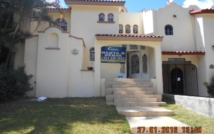 Foto de casa en venta en  , las brisas, tepic, nayarit, 1616004 No. 01