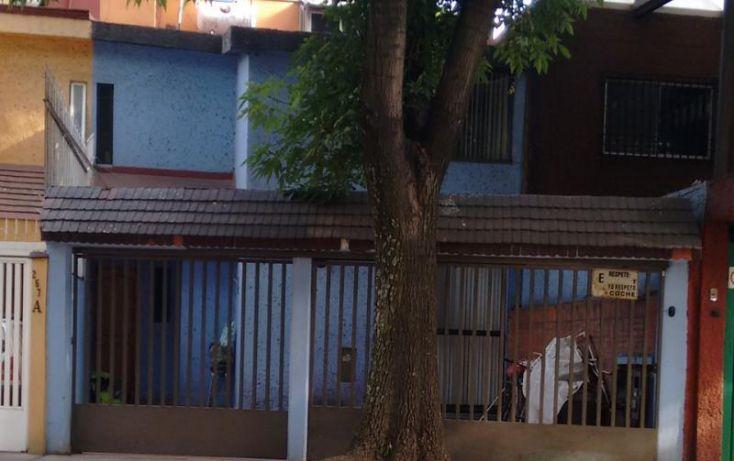 Foto de casa en venta en las brujas 267 b, 3 fuentes, tlalpan, df, 1900678 no 01