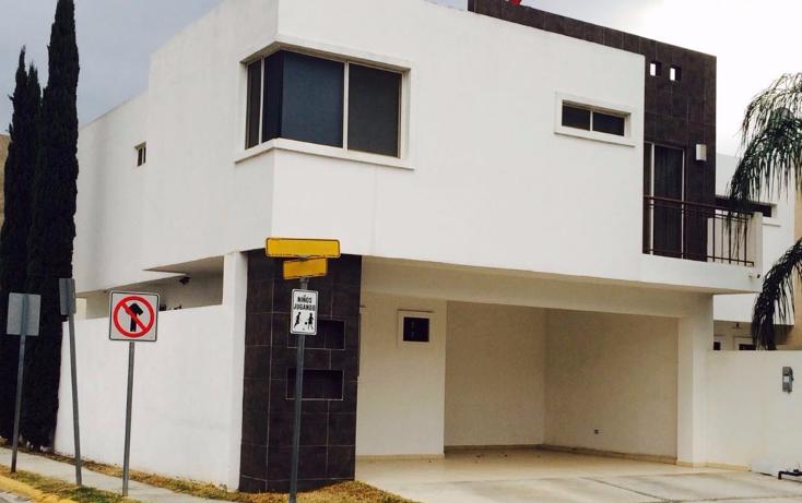 Foto de casa en venta en  , las callejas residencial, monterrey, nuevo león, 1292961 No. 01