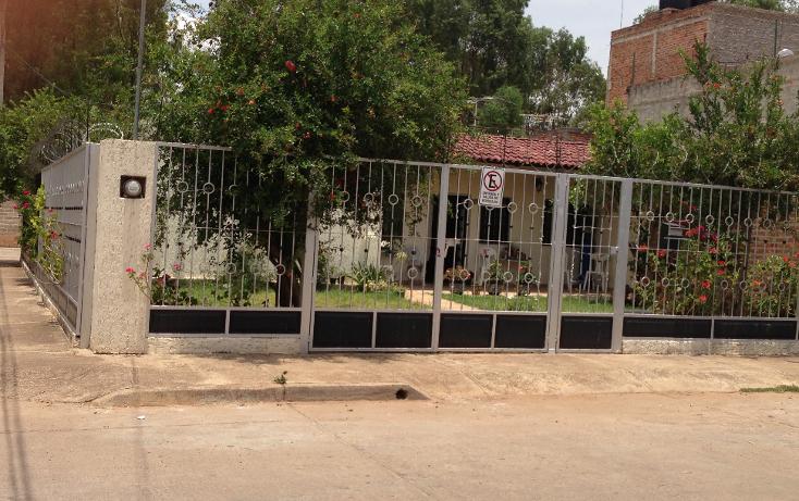 Foto de casa en venta en  , las calles de alcalá, tepatitlán de morelos, jalisco, 1238239 No. 01