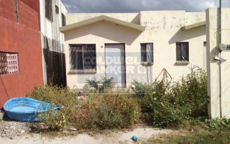 Foto de casa en venta en, las camelias, reynosa, tamaulipas, 1838248 no 01