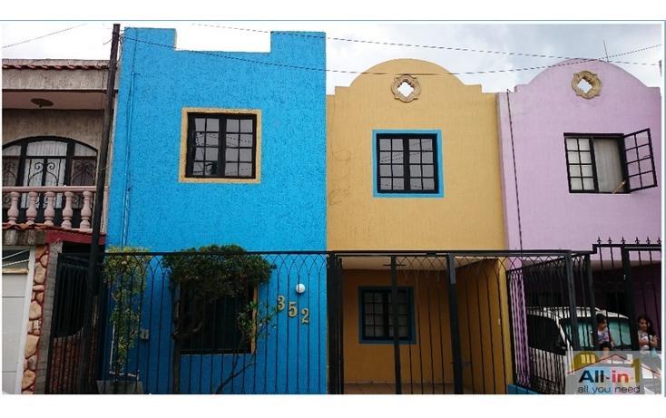 Foto de casa en venta en  , las camelinas, zamora, michoacán de ocampo, 1548908 No. 01