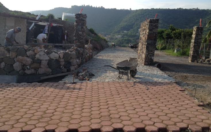 Foto de terreno habitacional en venta en  , las ca?adas, zapopan, jalisco, 1124529 No. 01