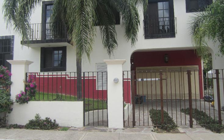Foto de casa en venta en  , las ca?adas, zapopan, jalisco, 1244519 No. 01