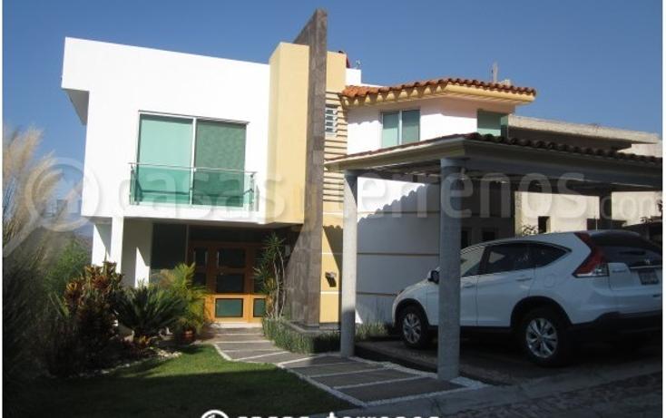 Foto de casa en venta en  , las cañadas, zapopan, jalisco, 1285037 No. 01