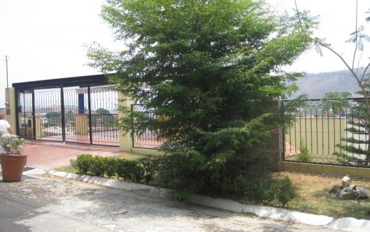 Foto de casa en venta en  , las ca?adas, zapopan, jalisco, 1305689 No. 01