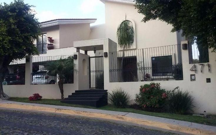 Foto de casa en venta en, las cañadas, zapopan, jalisco, 1306239 no 01