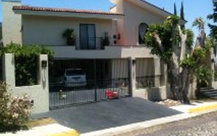 Foto de casa en venta en  , las ca?adas, zapopan, jalisco, 1306239 No. 01