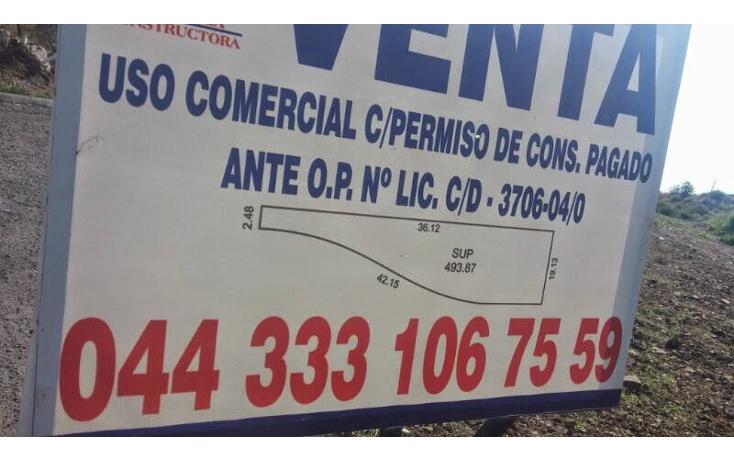 Foto de terreno habitacional en venta en  , las ca?adas, zapopan, jalisco, 1313859 No. 05