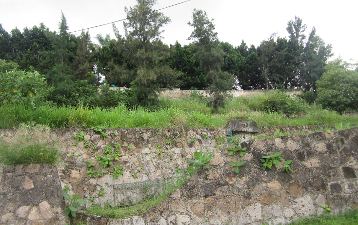 Foto de terreno habitacional en venta en  , las cañadas, zapopan, jalisco, 1314613 No. 01