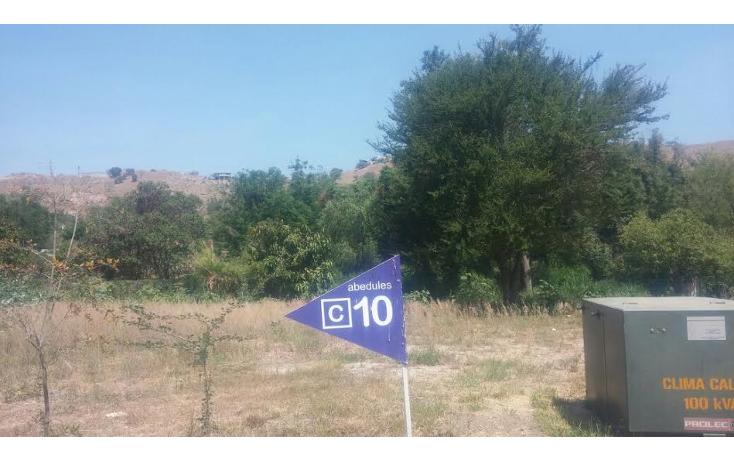 Foto de terreno habitacional en venta en  , las cañadas, zapopan, jalisco, 1314867 No. 01