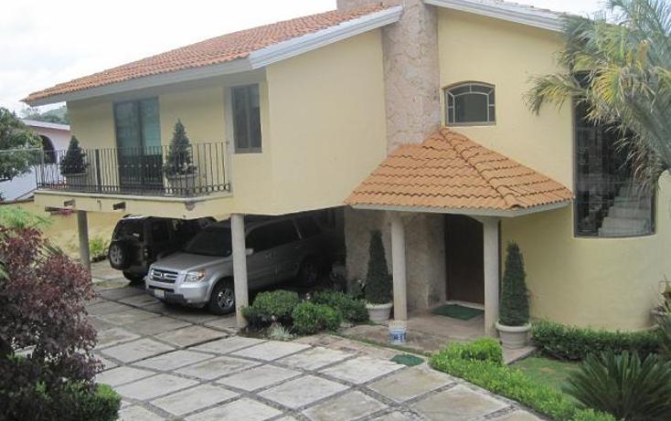Foto de casa en venta en  , las cañadas, zapopan, jalisco, 1391819 No. 01