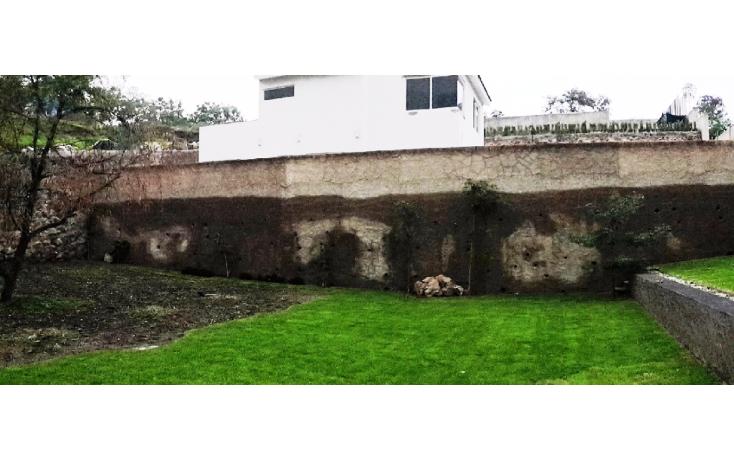 Foto de terreno habitacional en venta en  , las ca?adas, zapopan, jalisco, 1440459 No. 01